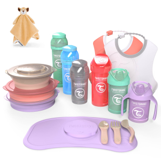 Complete Meal Set