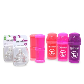 Multipack 180ml / 6oz, NEON/PASTEL