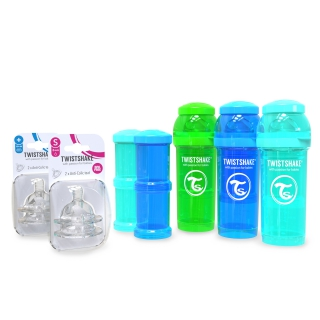 Multipack 260ml / 8oz, NEON/PASTEL