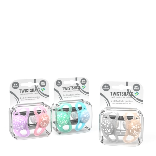 Multipack Pacifier (6+m)