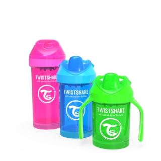 3x mix sippy cups NEON