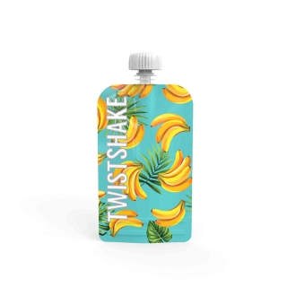 Refillable Squeeze bag 100ml