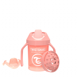 TASSE MINI PASTELL BEIGE / PEACH 230 ML, 4+ MONATE